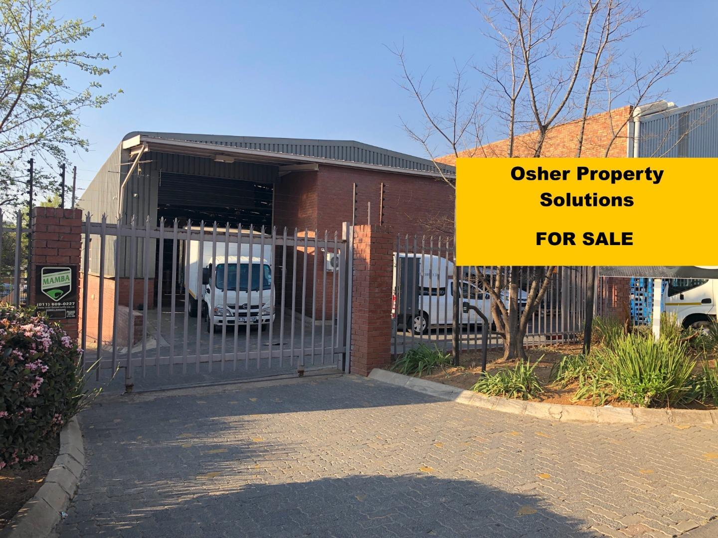 Industrial Property for Sale in Founders Hill, Edenvale - Gauteng