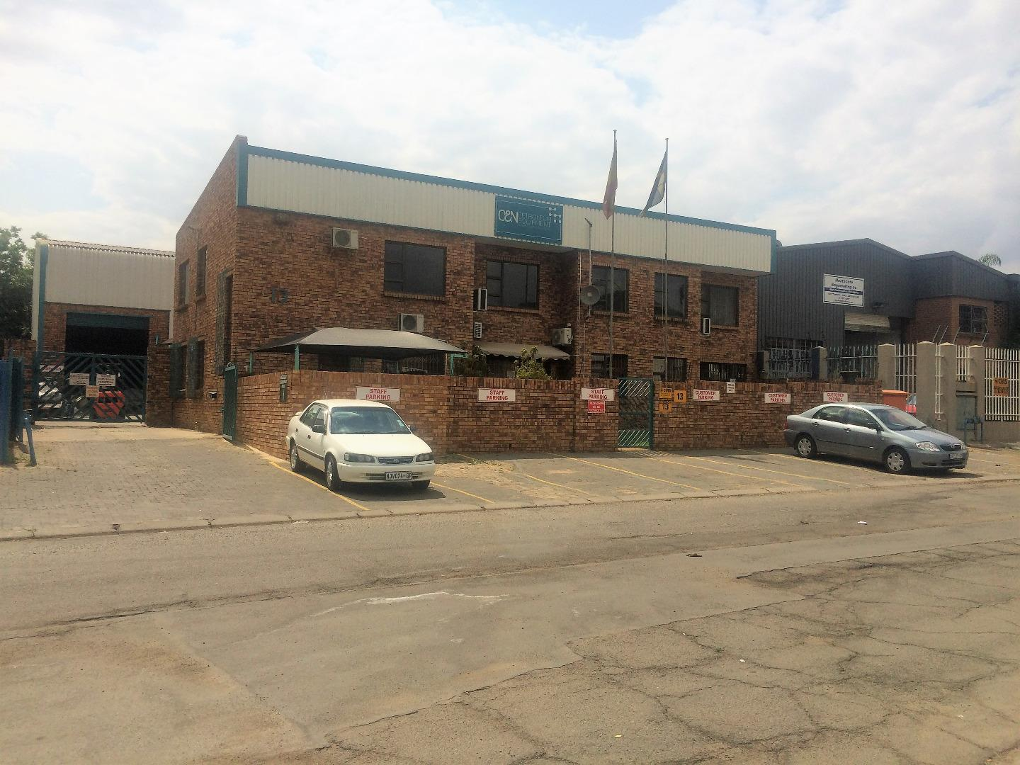 Industrial Property for Sale in Jet Park, Boksburg - Gauteng