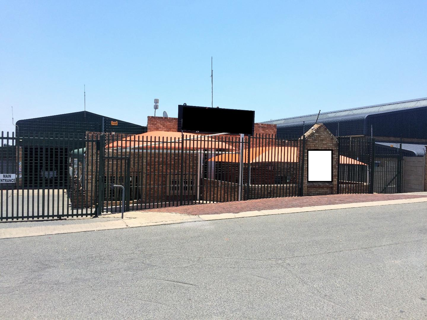 Industrial Property for Sale in Spartan, Kempton Park - Gauteng